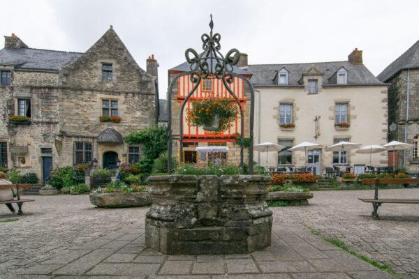 Rochefort-en-Terre, village de Bretagne