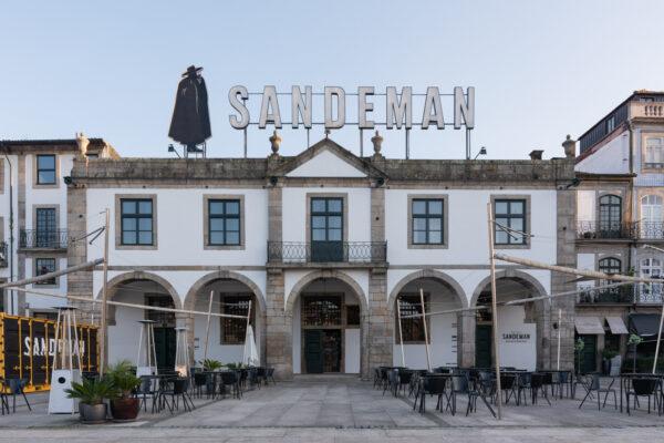Maison Sandeman à Porto