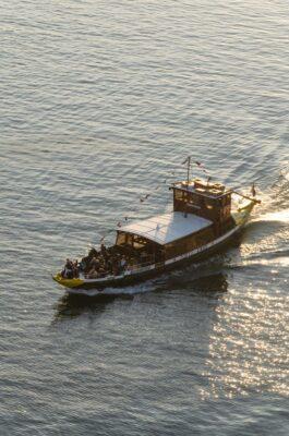 Sortie en bateau à Porto