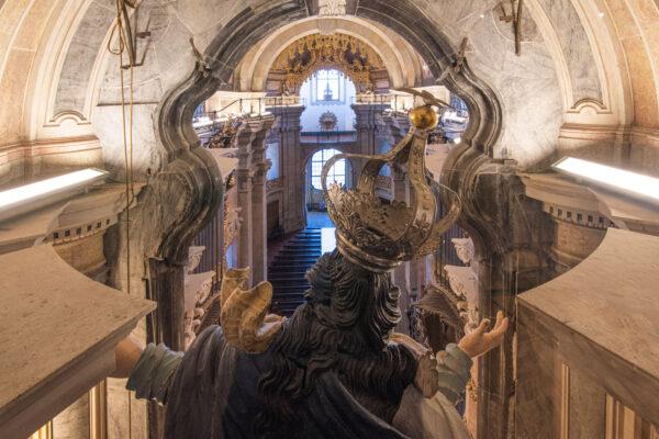 Visiter la torre dos Clérigos