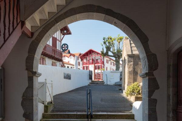 Bidart au Pays basque