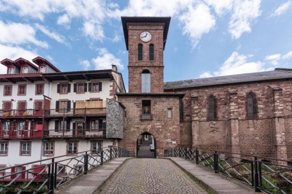 Centre historique de Saint-Jean-Pied-de-Port