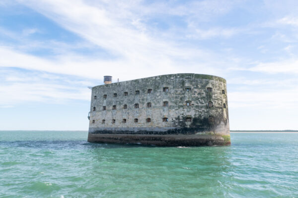 Excursion en mer vers fort Boyard