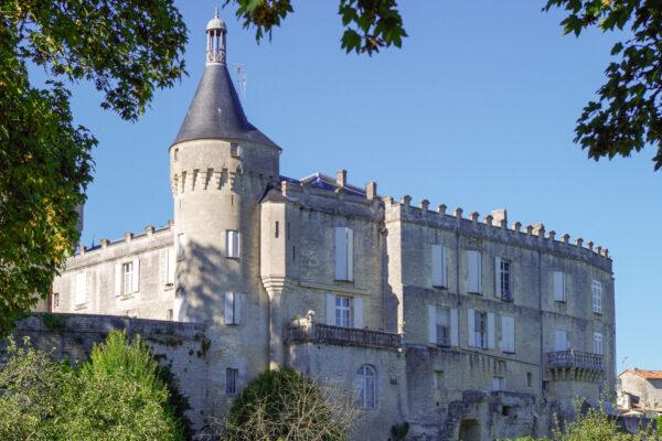 Jonzac en Charente Maritime