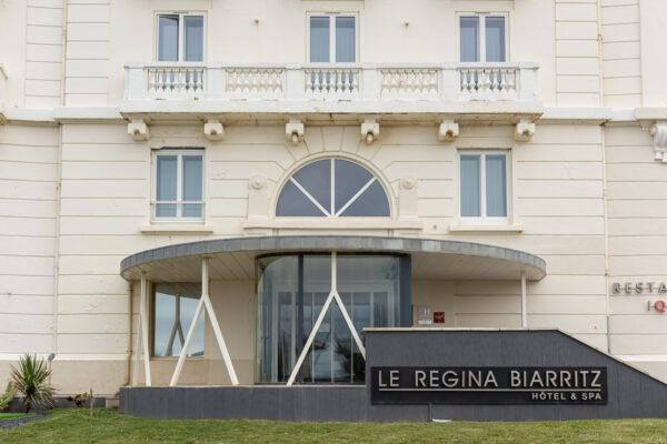 Le Régina à Biarritz, un hôtel MGallery