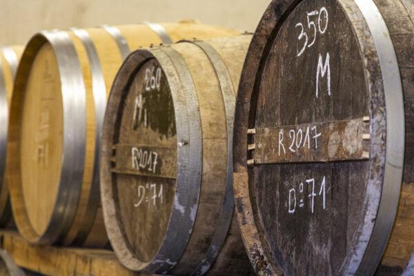 Visite d'une distillerie de Cognac en Charente-Maritime