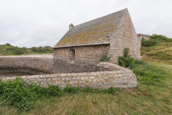 Chapelle située dans le fort