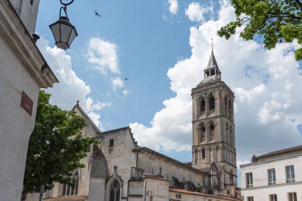 Clocher de l'église Saint-Léger