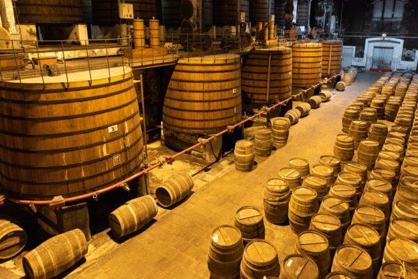 Distillerie à Cognac