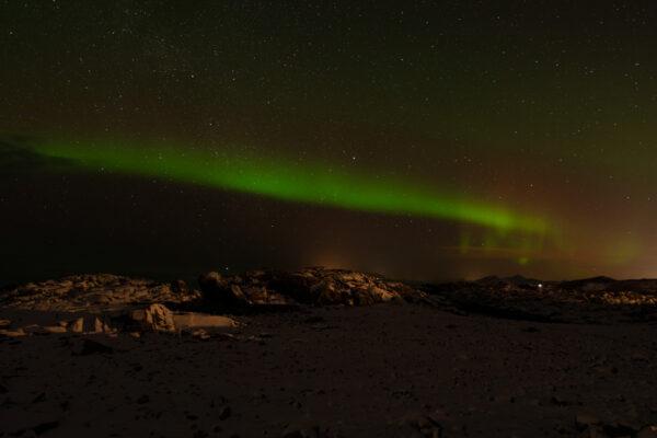 Excursion aurore boréale aux îles Lofoten