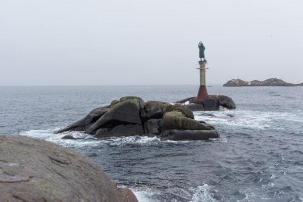 Fiskerkona à Svolvær