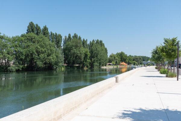 La Charente à Cognac