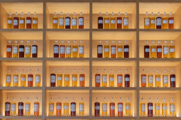 Visite et dégustation dans une maison de cognac