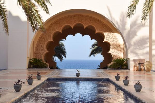 Shangri-La Al Husn à Oman