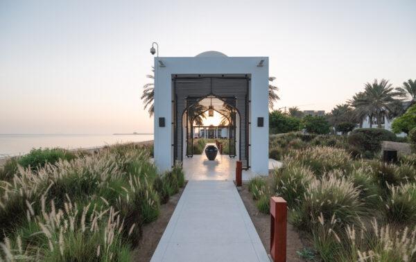 Hôtel de luxe en Oman