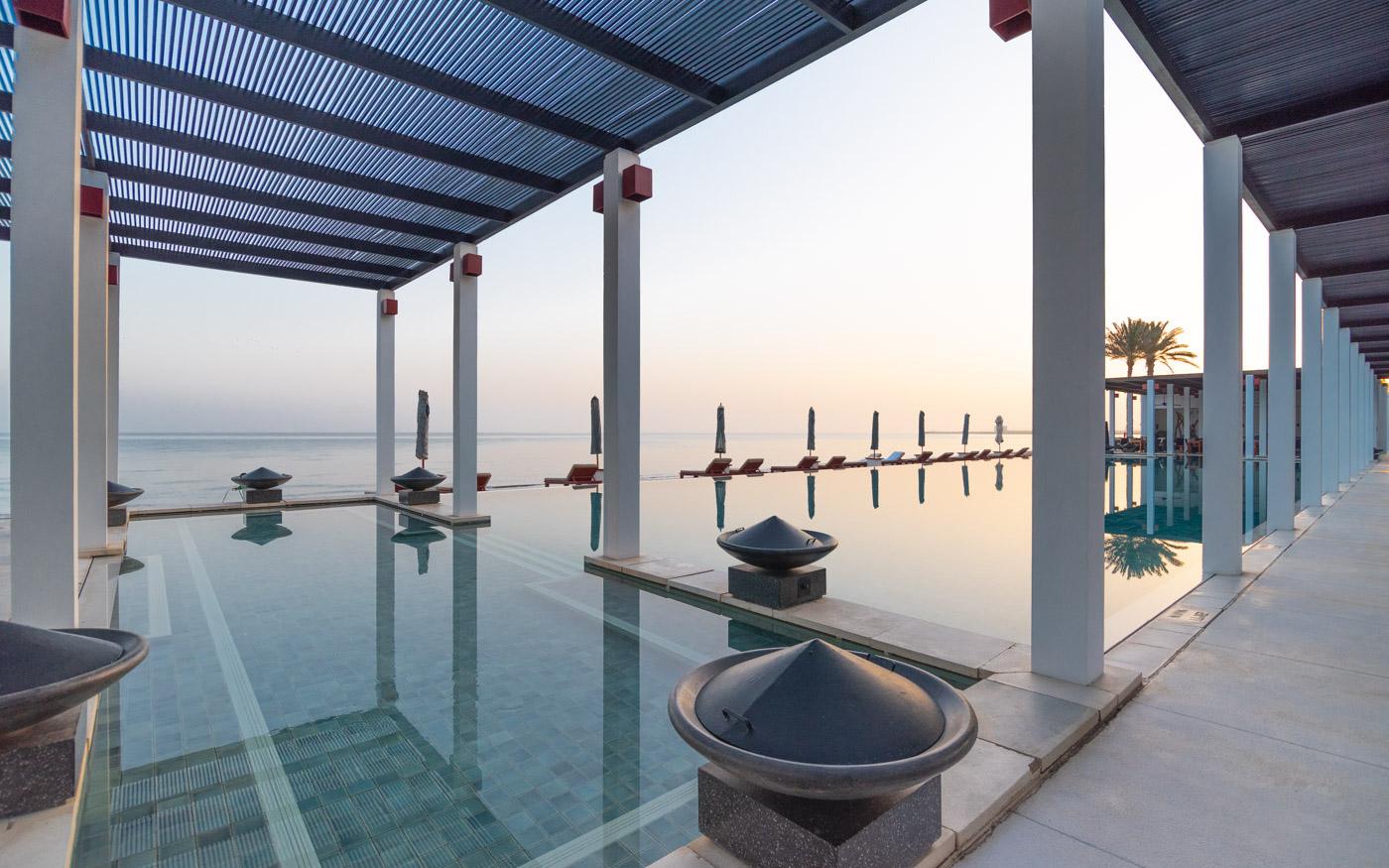 Hôtel de luxe à Oman