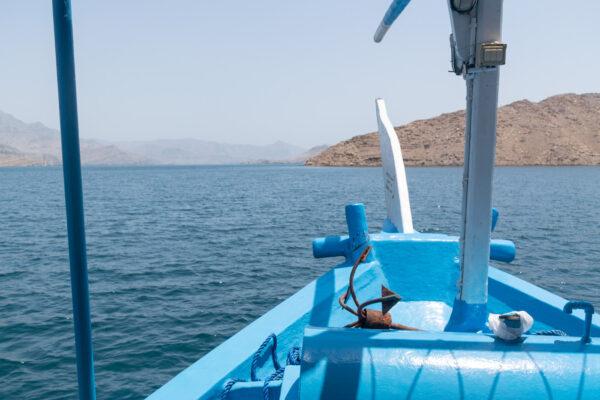 Péninsule du Musandam à Oman