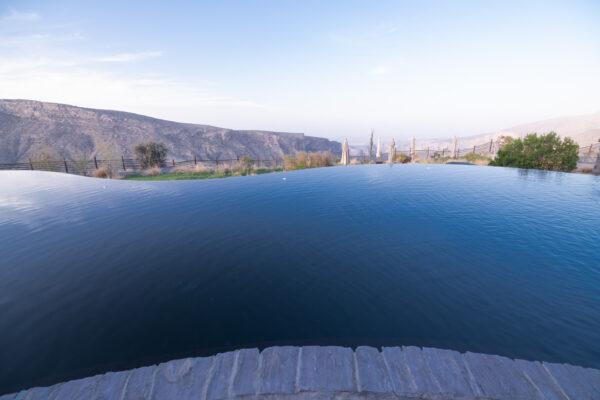Piscine de l'Alila Jabal Akhdar
